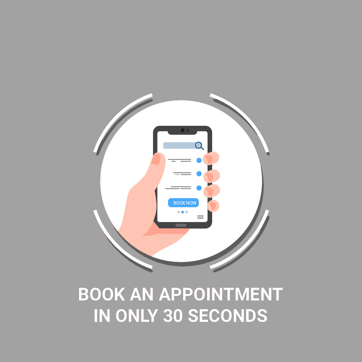 Pay Weekly Appointment In Only 30 seconds