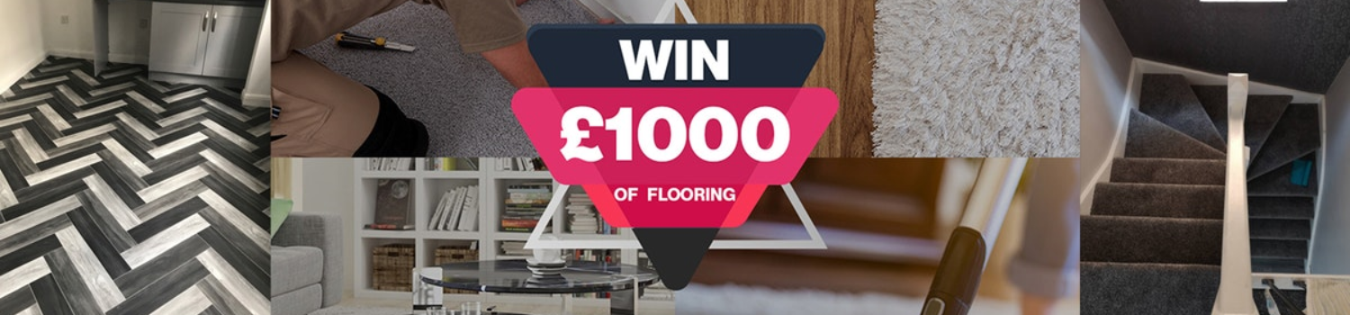 Our £1000 of flooring competition