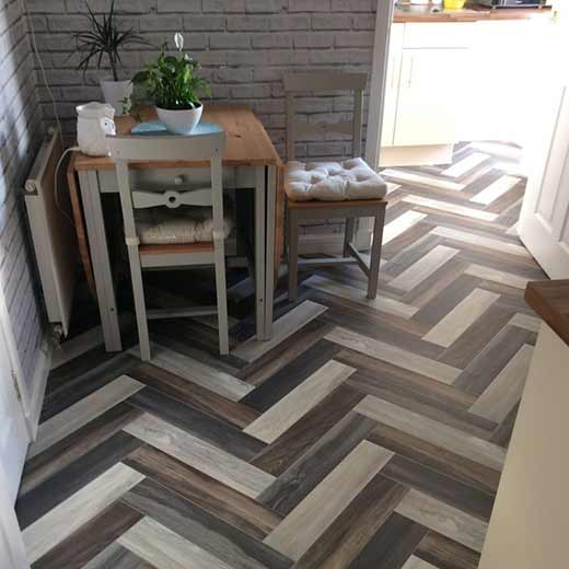 Pay Weekly Columbia Parquet Vinyl